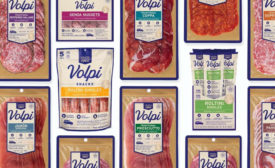 Cured Meats Sliced Lunchmeat Volpi Redesign Packaging