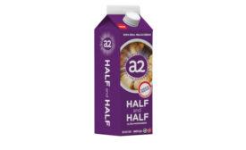 A2 Milk Half and Half 1 Quart