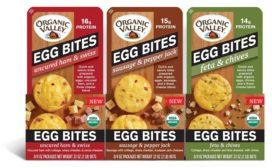 Organic Valley Free Range Egg Bites