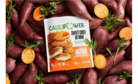 Sweet Potato Crusted Chicken Tenders Caulipower