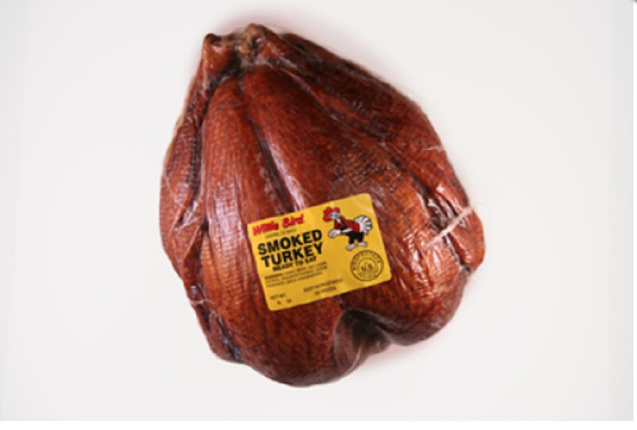 Willie Bird Smoked Turkey