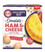 EB Frozen Omelet Ham & Cheese
