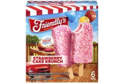 Friendlys frozen bars
