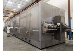 GEA high velocity freezer