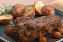 Cuisine Solutions braised beef