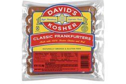 Davids Kosher franks