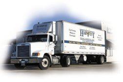 Harvest Meat truck