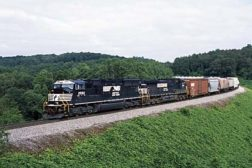 Norfolk Southern rail