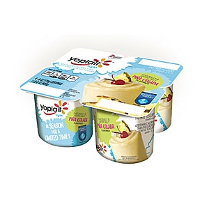Yoplait summer flavors