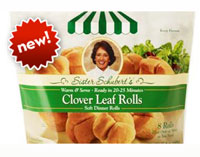 Sister Schubert S New Packaging Rolls