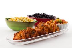 Mediterranean Brands corn fritters