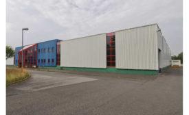 Baal Germany Food Processing Logistics Site Interroll