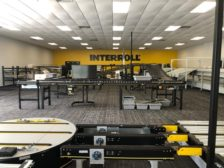 Interroll Atlanta Pallet Conveyors
