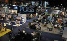 IPPE Show Floor 2015