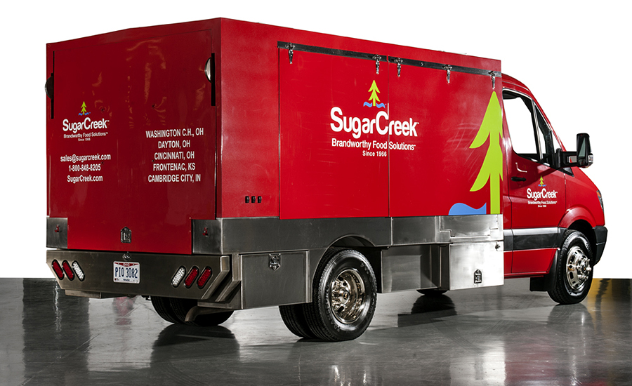SugarCreek Food Truck