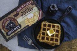 Kodiak Vanilla Waffles