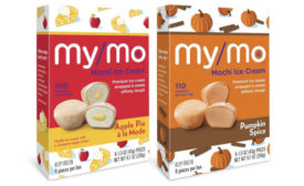 My Mochi Seasonal Fall Pumpkin Spice Apple Pie Ice Cream