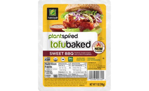 Vegan BBQ Tofu Nasoya Plantspired