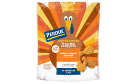 Thanksgiving Turkey Nuggets Perdue