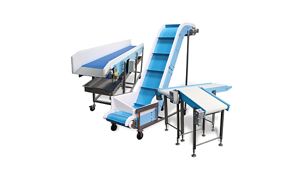 Dynamic Conveyor DynaClean conveyors