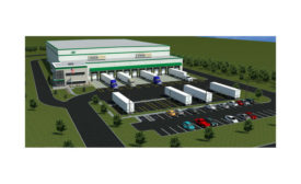 Cold Storage Construction Warehouse New England Massachusetts RLS Logistics