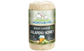 Jalapeno Honey Goat Cheese Montchevre Saputo