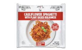 Cauliflower Spaghetti Bolognese Tattooed Chef