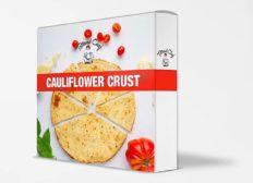 Tattooed Chef Cauliflower Crust Cheese Pizza