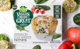 Spinach Egg White Frittata Veggies Made Great