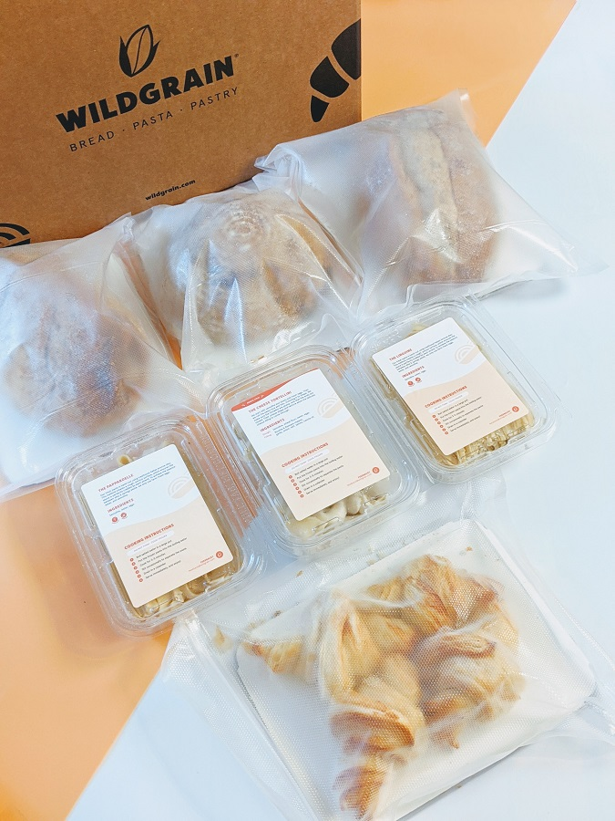 Wildgrain Subscription Box Frozen