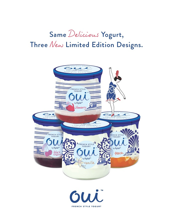 Yoplait Heritage Collection