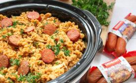 Slow Cooker Recipe Jambalaya Zatarain's Sausage
