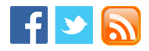 Twitter Facebook logos Connect