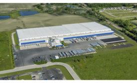 Hanson Logistics Chicago center
