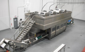 Hiperbaric HPP machine