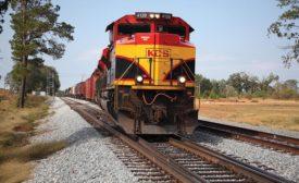 Kansas City Railway rail
