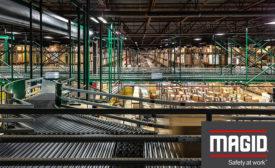 Magid new warehouse