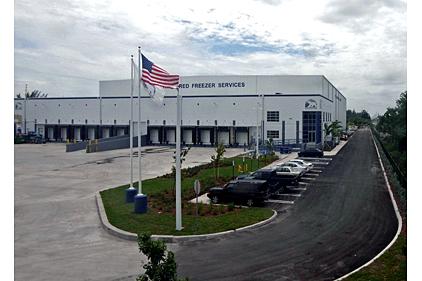 Preferred Freezer Services Opens Miami Cold Storage Facility & Preferred Freezer Services Opens Miami Cold Storage Facility | 2014 ...