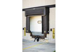 Rite Hite dock shelter door