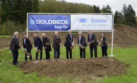 Baumer new facility
