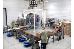 Clear Lam co-packing facility