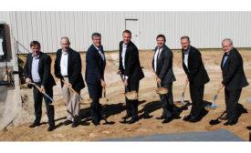 Danfoss new application center