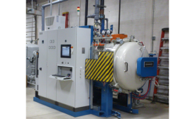 Expanite US production oven