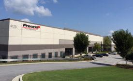 Freund Atlanta warehouse