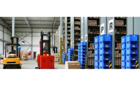 ITS Logistics warehouse