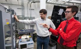 Johnson Controls fuel efficiency lab