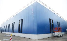 KHS engineering building
