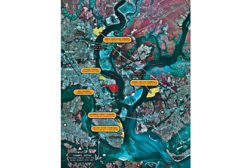 Lineage Logistics Charleston harbor