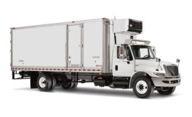 Morgan Corp truck