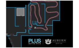PLUS System Auburn RFID lab